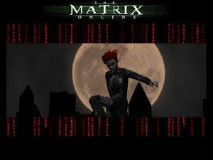 Matrix Poster- Vampire Moon