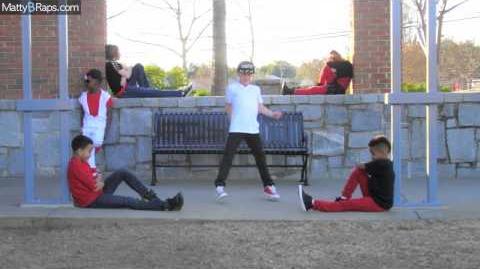 Harlem Shake (MattyBRaps Edition)