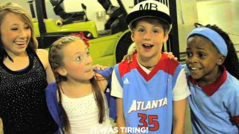 MattyB LIVE Halftime Performance at Atlanta Dream