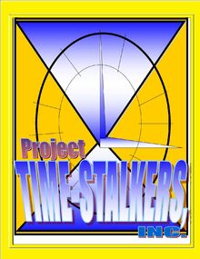 Project;Time Stalkers,Inc logo earth 1213