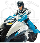 Max Steel's Turbo Cycle