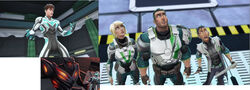 Max Steel Reboot Come Together