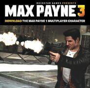 Max Payne 1 Multiplayer Skin