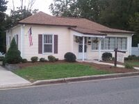 Mayberry Days - Andy's old home