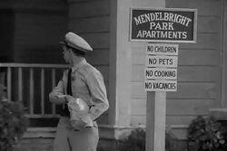 Mendelbright apartments