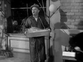 Black day mayberry hotdog vendor
