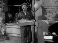 Black day mayberry hotdog vendor