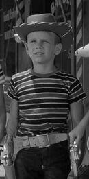 Tommy Runaway kid