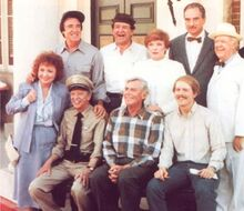 Return to Mayberry Cast