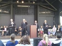 Mayberry Days - Andy Tribute Gospel Quartet