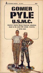 Gomer Pyle Novel