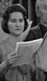 Barbara as Sharon