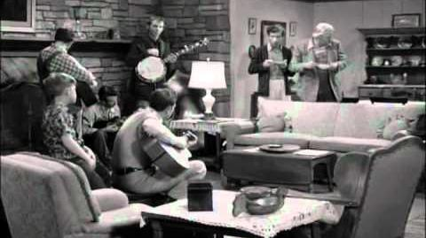 Andy Griffith Show S04E05 Briscoe Darling Declares for Aunt Bee