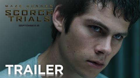 Maze Runner The Scorch Trials Official Trailer 2 HD 20th Century FOX