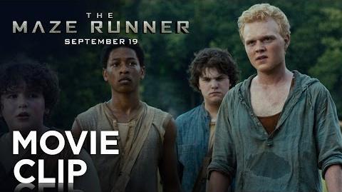 "The Maze Runner ""Doors"" Clip HD 20th Century FOX"
