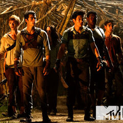 The Characters of the Maze Runner: The Scorch Trials