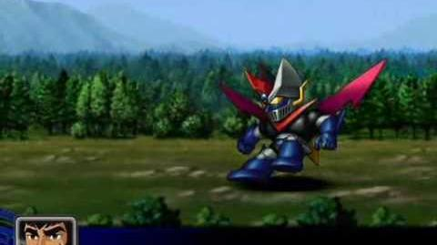 Super Robot Wars Z - Great Mazinger (All Attacks)