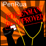 PenRua disapproved