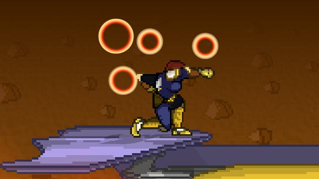 Falcon Punch Segment 2