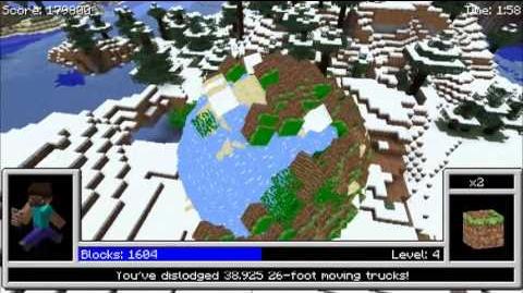 Kataminey Damacraft (Katamari Minecraft) Part 2 Fixes & Such