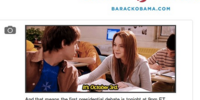 List of references to Mean Girls