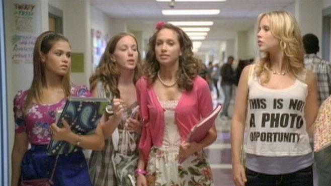 Mean Girls Plastics Rules
