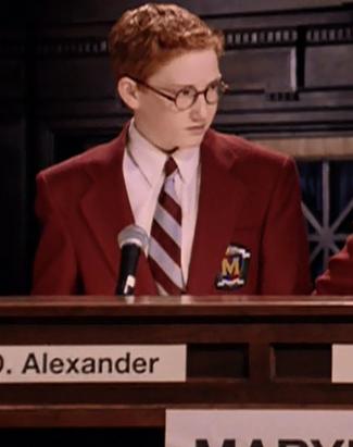 D. Alexander