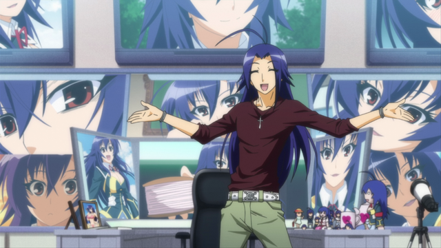 File:Maguro's room of Medaka pictures.png