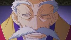 Hakama's black eyes
