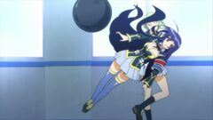 Nabeshima saves Medaka