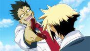 Kanoya meets with Zenkichi