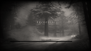 Frostbite Loading Screen