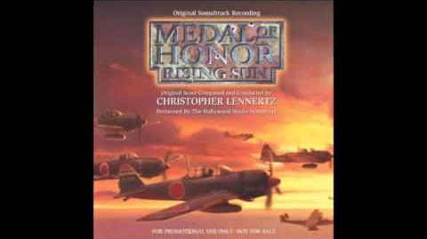 Medal of Honor Rising Sun Solomon Showdown