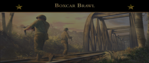 Boxcar Brawl Loading Screen