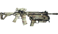 DD M4V1 MOHW Battlelog Icon for SAS