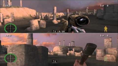 Digital Exploration-MoH EA-Crossing the Styx Showcase