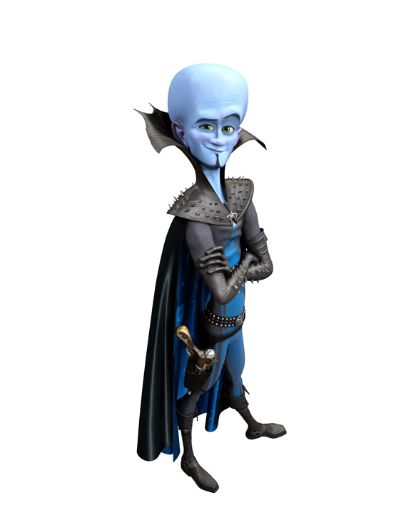 Megamind' Review | The Harbinger Online