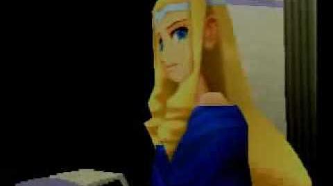 Mega Man Legends 2- The Master