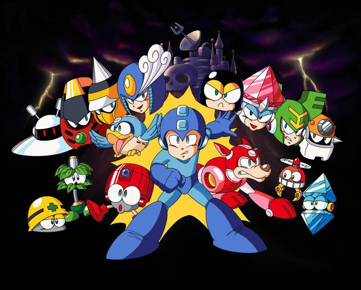 Game: Mega Man 9 [Wii, 2008, Capcom] - OC ReMix
