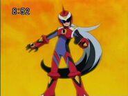 Cross fusion - protoman (1st)