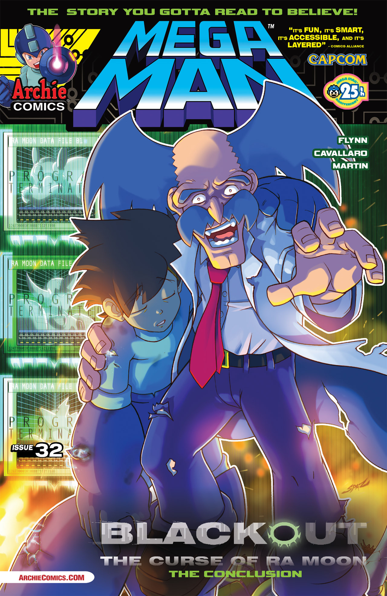 Mega Man Issue 32  Archie Comics