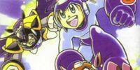 Rockman & Forte (manga)