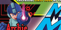 Mega Man Issue 34 (Archie Comics)