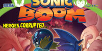 Sonic Boom Issue 8