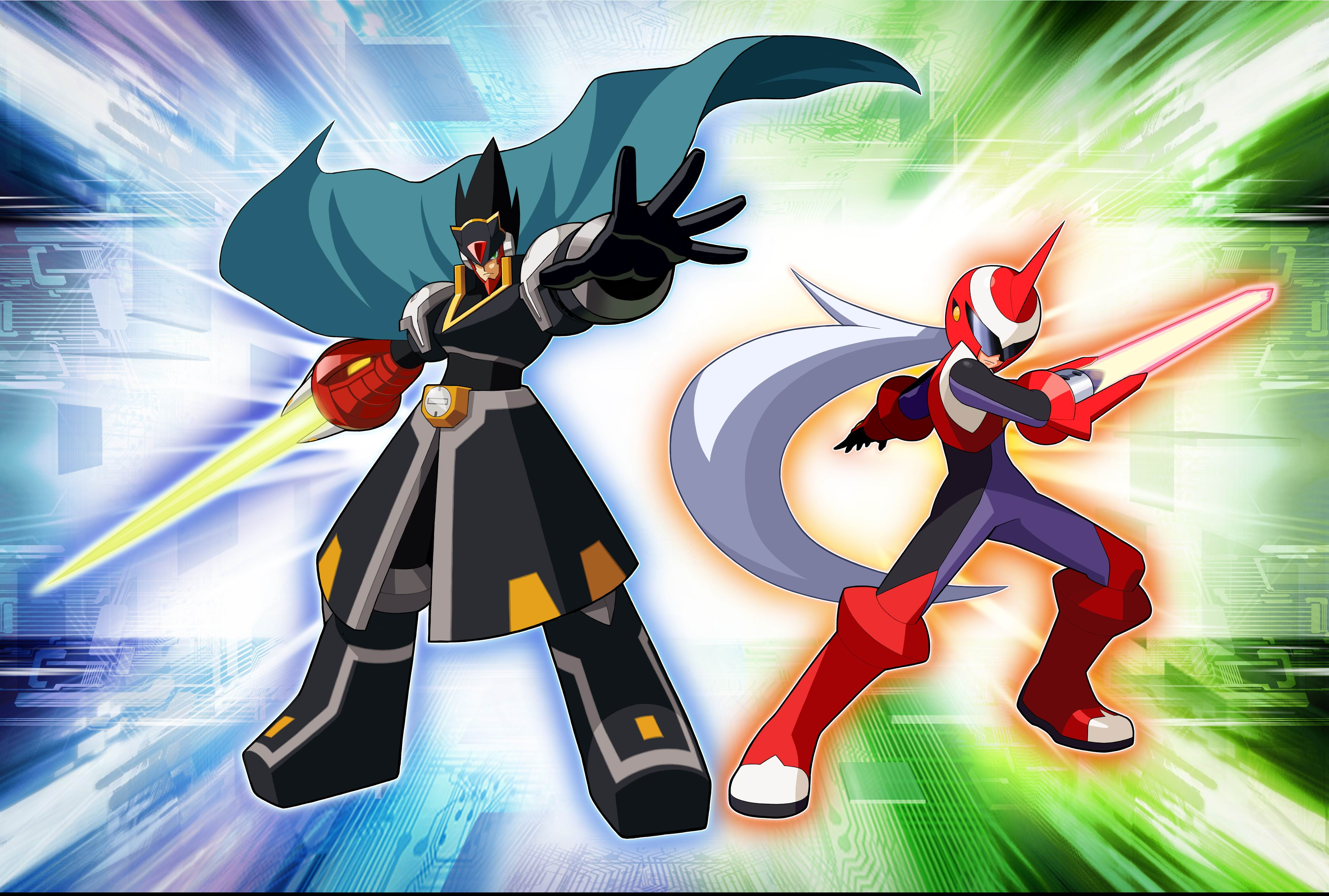 File:Rockman EXE 5 - Twin Leader.JPG