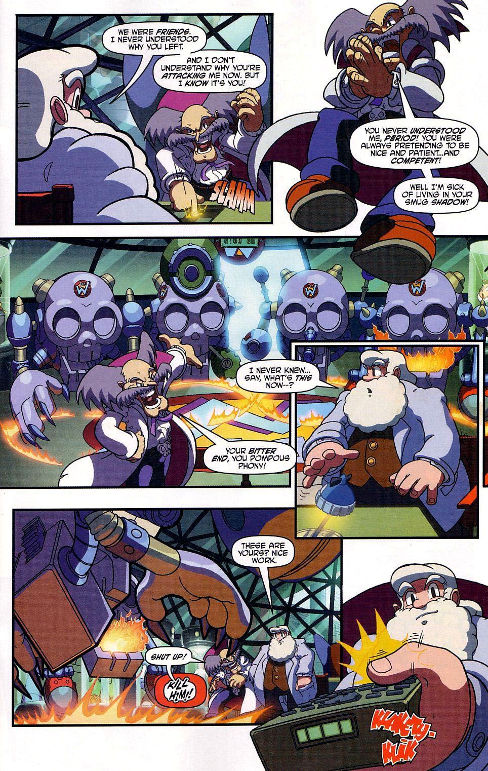 Mega man dreamwave productions mmkb fandom powered - Megaman wikia ...