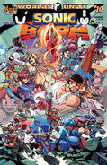 Sonic Boom -10 (variant)