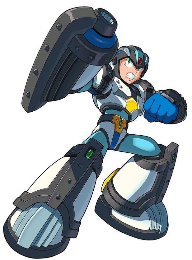 Mega Man X5 – X Series – Robert Kellett – Retrospectives of Gaming