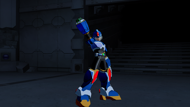 File:MegaMan X New armor.png