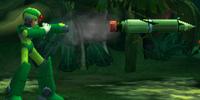 Green Spinner